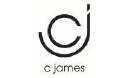 c james