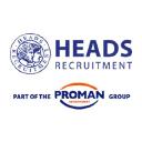 Heads Recruitment